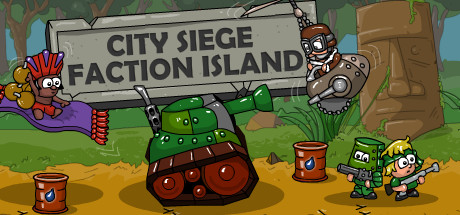 City Siege: Faction Island Steam Game