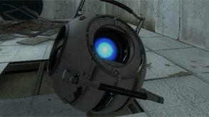 Portal 2 E3 Demo (Wheatley)