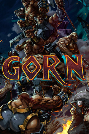 GORN poster image on Steam Backlog