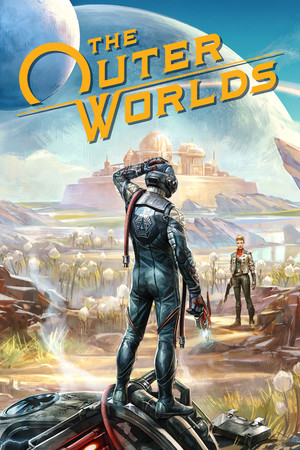 The Outer Worlds poster image on Steam Backlog