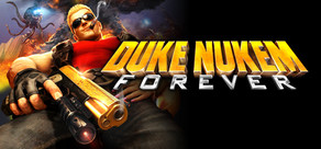 Duke Nukem Forever cover art