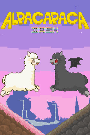 Alpacapaca Dash poster image on Steam Backlog