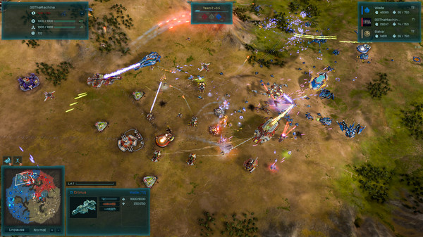 Ashes of the Singularity Escalation Inception