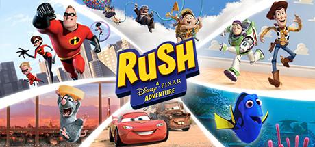 save 25 on rush a disney pixar adventure on steam
