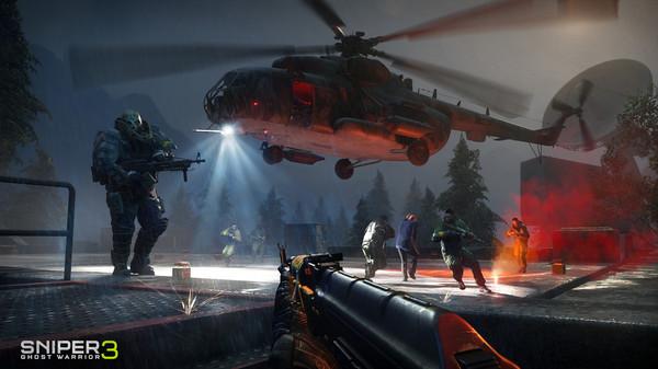 Sniper Ghost Warrior 3 Open Beta