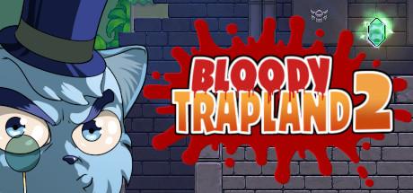 Bloody Trapland 2 Curiosity Capa