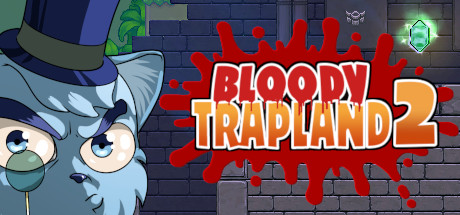 Game Banner Bloody Trapland 2: Curiosity