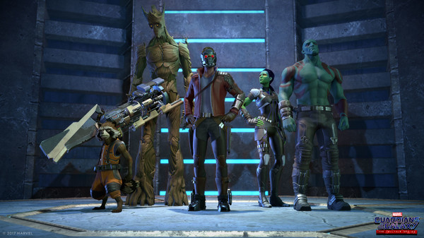 скриншот Marvel's Guardians of the Galaxy: The Telltale Series 0
