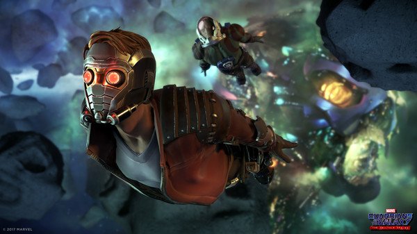 скриншот Marvel's Guardians of the Galaxy: The Telltale Series 2