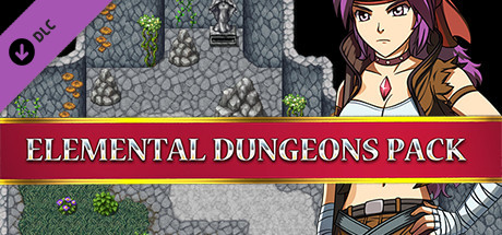 RPG Maker MV - Elemental Dungeons Tiles · AppID: 580050