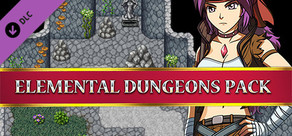 RPG Maker MV - Elemental Dungeons Tiles
