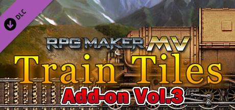 RPG Maker MV - Add-on Vol.3: Train Tileset