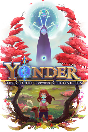 Yonder: The Cloud Catcher Chronicles poster image on Steam Backlog