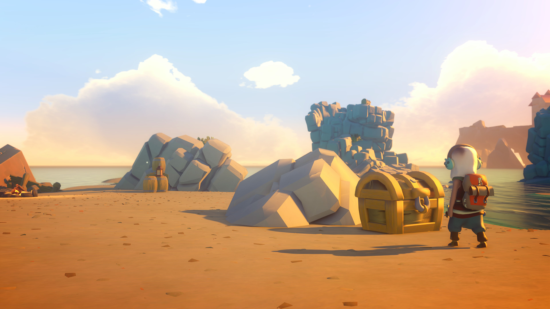 Yonder: The Cloud Catcher Chronicles Screenshot 2