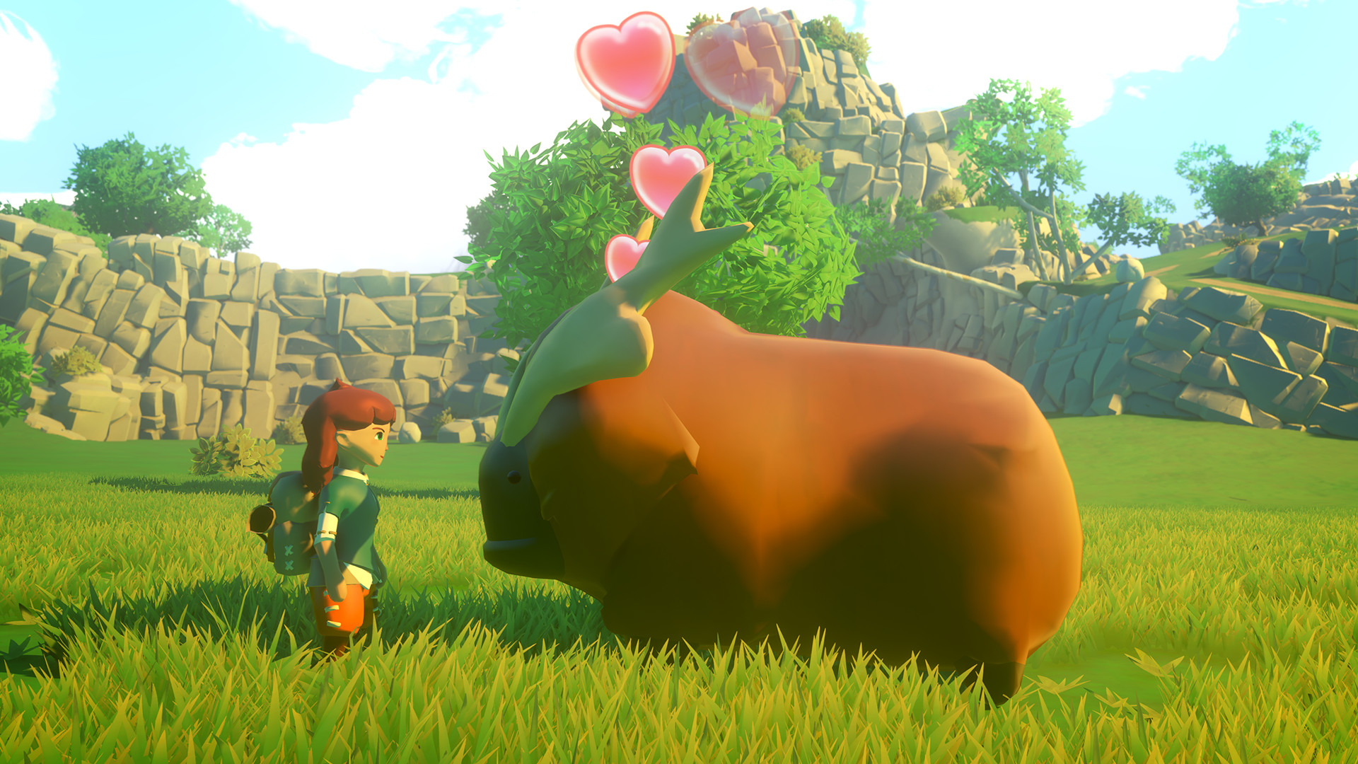 Yonder: The Cloud Catcher Chronicles Screenshot 3
