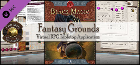 Fantasy Grounds - Black Magic (5E)