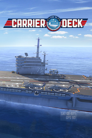Carrier Deck poster image on Steam Backlog