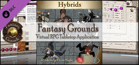 Fantasy Grounds - Hybrids (Token Pack)
