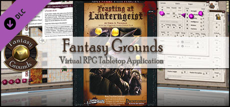Fantasy Grounds - Feasting at Lanterngeist (PFRPG)