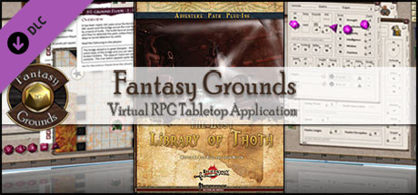 Fantasy Grounds - The Lost Library of Thoth (PFRPG)