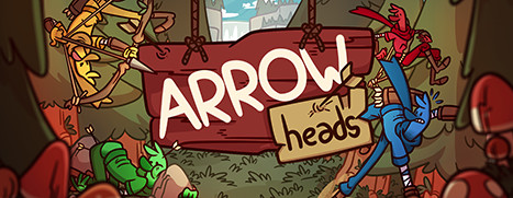 Now Available on Steam – Arrow Heads, 20% off!