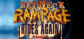 Redneck Rampage Rides Again cover art