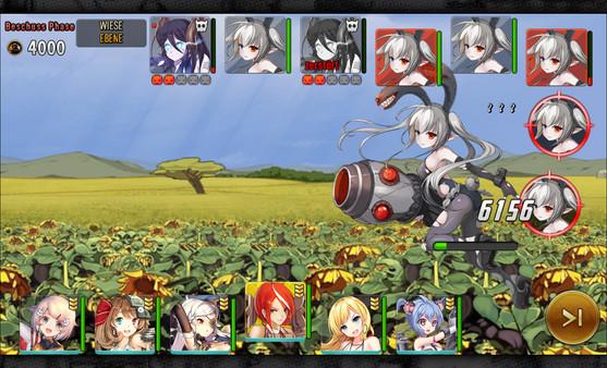 Metal Waltz: Anime tank girls