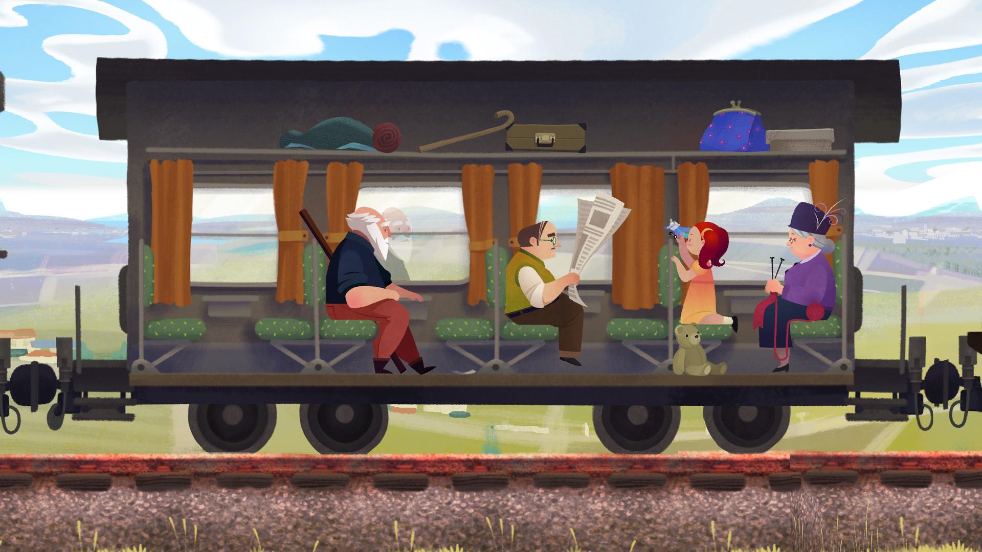 Old Man s Journey Screenshot 1