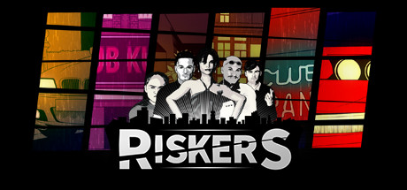 Game Banner Riskers