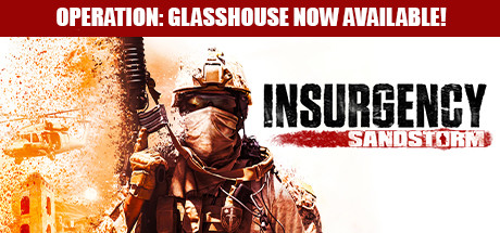 Insurgency: Sandstorm cover art