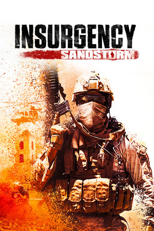 Insurgency: Sandstorm poster image on Steam Backlog