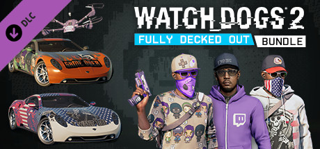 Watch_Dogs2 - Fully Decked Out Bundle