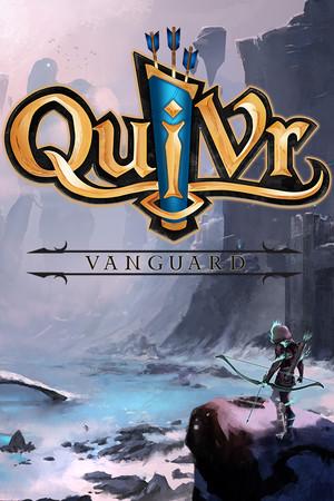 QuiVr Vanguard poster image on Steam Backlog