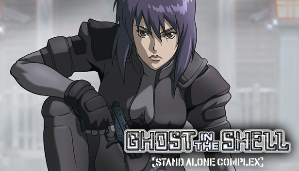 Ghost In The Shell Stand Alone Complex On Steam