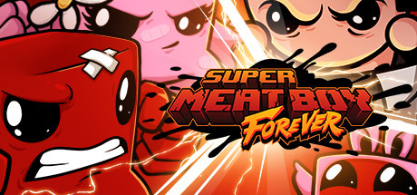 View Super Meat Boy Forever on IsThereAnyDeal