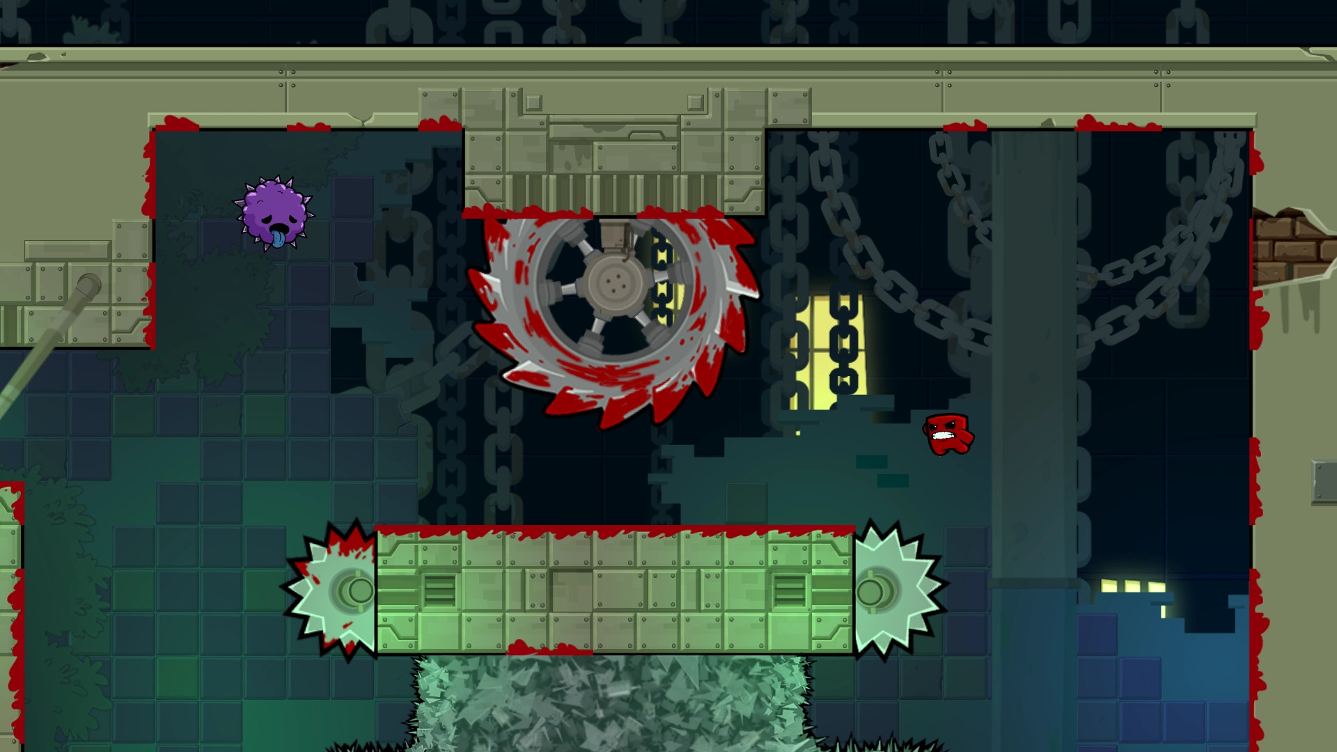 Super Meat Boy: Forever Download PC Game