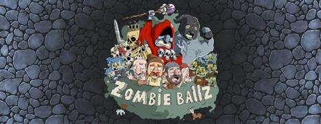 Zombie Ballz - 僵尸的蛋蛋