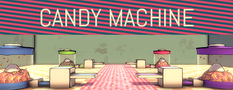 Candy Machine - 糖果机器