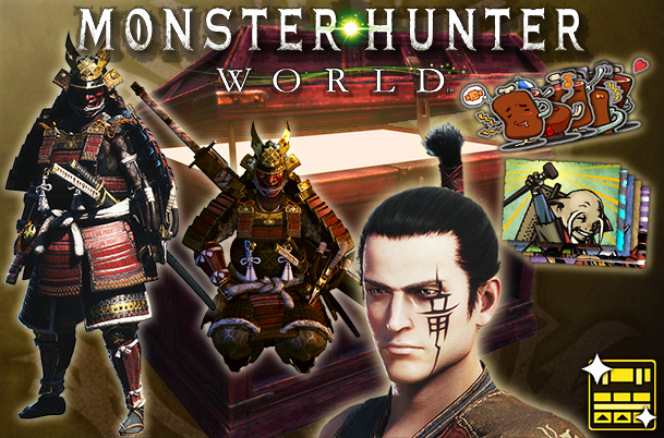 Monster Hunter: World Tops Steam Charts