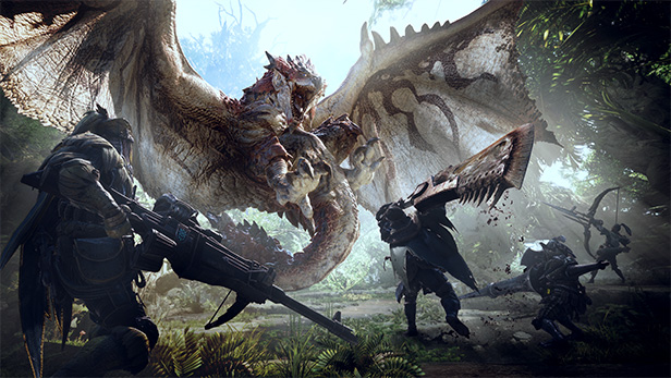 Compare Monster Hunter World PC CD Key Code Prices & Buy 92