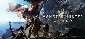 MONSTER HUNTER: WORLD cover art