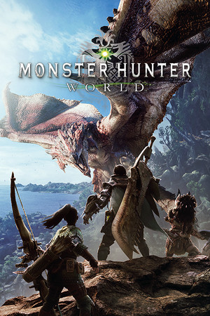 MONSTER HUNTER: WORLD poster image on Steam Backlog