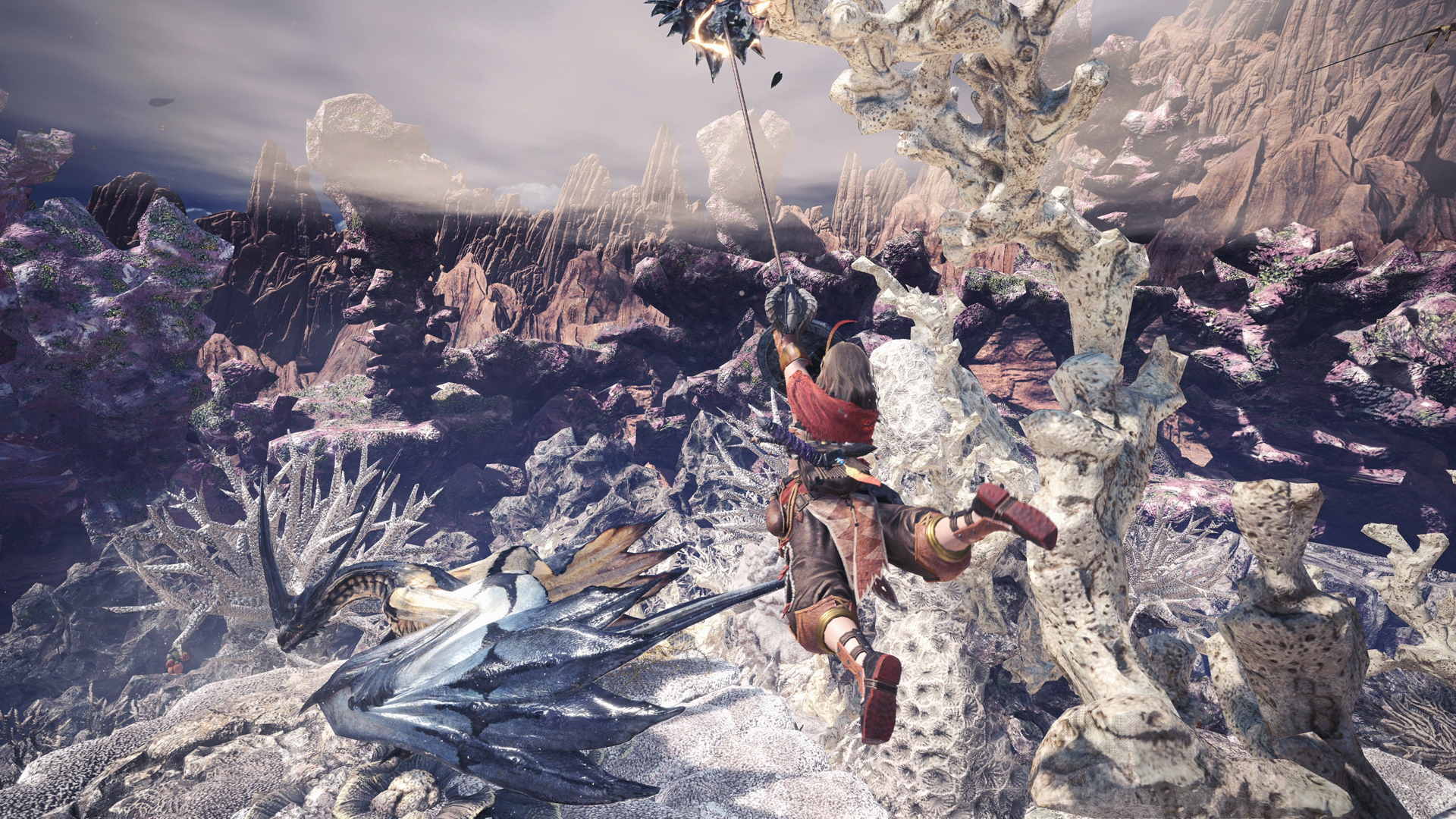 Monster Hunter: World Deluxe Edition (CAPCOM Co., Ltd.) (RUS|ENG|MULTi12) Steam-Rip