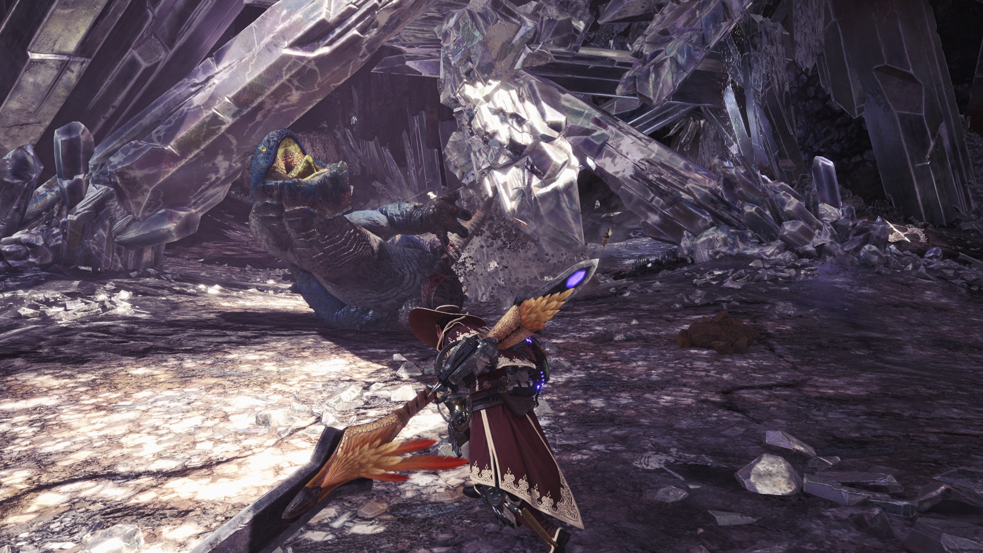 Monster hunter world pc graphics error