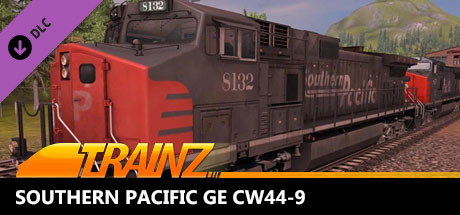 Trainz 2019 DLC: Southern Pacific GE CW44-9 on Steam
