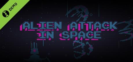 Alien Attack in Space Demo
