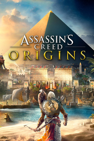 Assassin's Creed Origins poster image on Steam Backlog