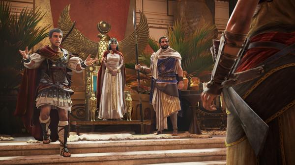 assassins creed origins gameplay screenshots
