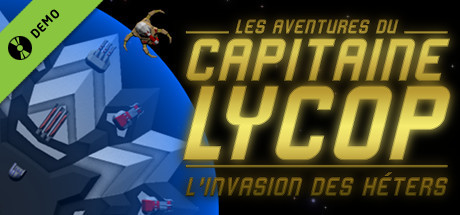 Captain Lycop: Invasion of the Heters Demo