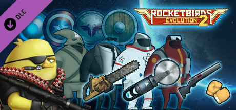 Rocketbirds 2: Rescue Bundle DLC